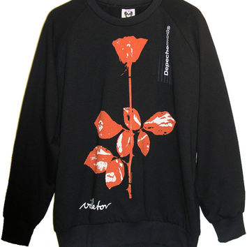 Depeche Mode Violator Rose Sweatshirt