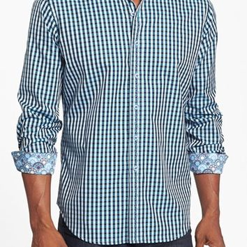 Men's Robert Graham 'Harrison' Tailored Fit Sport Shirt