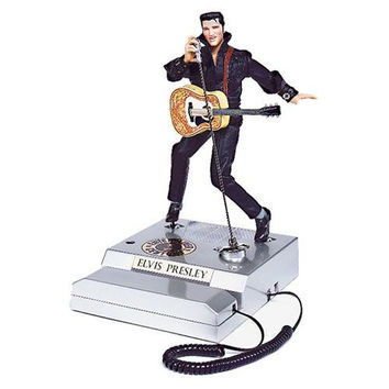 Elvis Comeback Special Novelty Phone