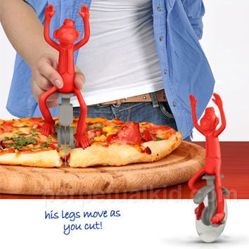 PIZZA PEDDLER ROLLING CUTTER