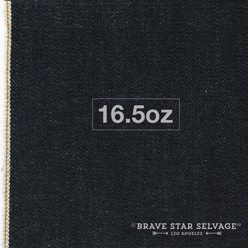 The Slim Taper 16.5oz Selvage