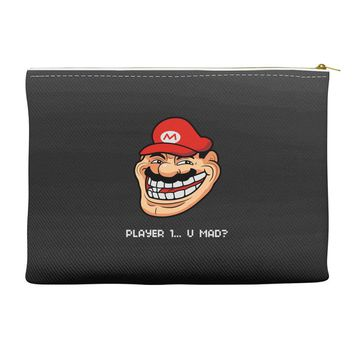 player 1 (2) Accessory Pouches