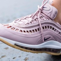 "Nike Air Max 97 Ultra '17 SI Retro Running Sneaker ""Pink"" AO2326-60027"