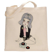 Rock N Roll Baby Tote Bag