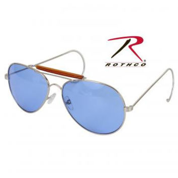 Aviator Air Force Style Sunglasses-Polybagged Only