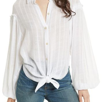 Free People Headed to the Highlands Blouse | Nordstrom