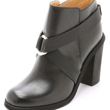 Rubber Strap Booties