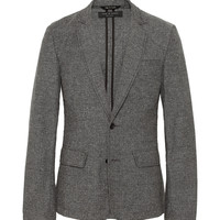 PRODUCT - Rag & bone - Phillips Unstructured Herringbone Cotton-Blend Blazer - 394937 | MR PORTER