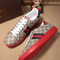 Gucci Fashion Embroidery Old Skool Sneakers Sport Shoes Best Quality