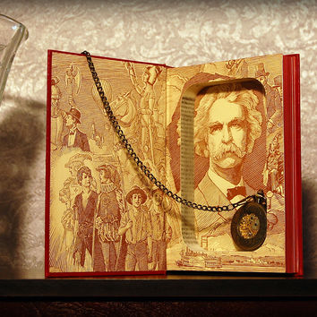 The Works of Mark Twain: The Man That Corrupted Hadleyburg