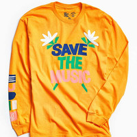 UO + VH1 Save The Music Foundation Long-Sleeve Tee | Urban Outfitters