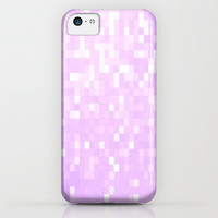 Lavender Pixel Sparkle iPhone & iPod Case by 2sweet4words Designs | Society6