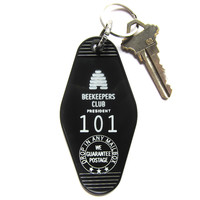 SECRET CLUB KEY TAGS - BEEKEEPERS
