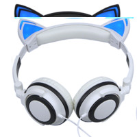 LIMITED LED Cat Ears Headphones