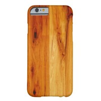 Beautiful authentic looking Honey Color wood Samsung Galaxy S7 Case
