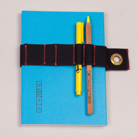 A5 Notebook + strap - pulp-shop.com - paper goods