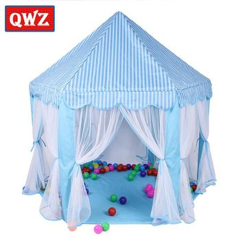 Portable Children Kids Play Tents Outdoor Garden Folding Toy Ten  sc 1 st  Wanelo & Best Playhouse Tent Products on Wanelo
