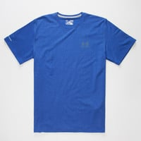 Under Armour Charged Cotton Sportstyle Mens T-Shirt Royal  In Sizes