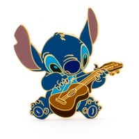 Pin's Stitch avec guitare Disneyland Paris | Disney Store