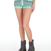 Roxy Carnival Embroidered Short