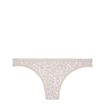 Thong Panty - Cotton Lingerie - Victoria's Secret