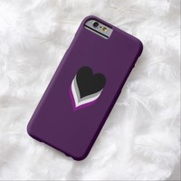 Asexuality pride hearts