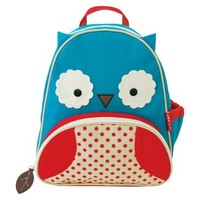 Skip Hop Zoo Pack Little Kid Backpack - Owl