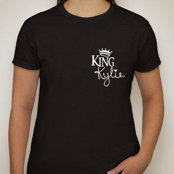 """Kylie Jenner """"King Kylie"""" T-Shirt"""