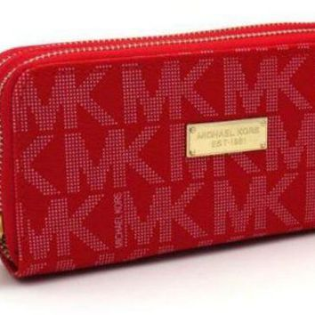 DCCKHI2 MICHAEL KOR WOMEN'S PURSE WALLET MK BAGS HANDBAGS TOTES