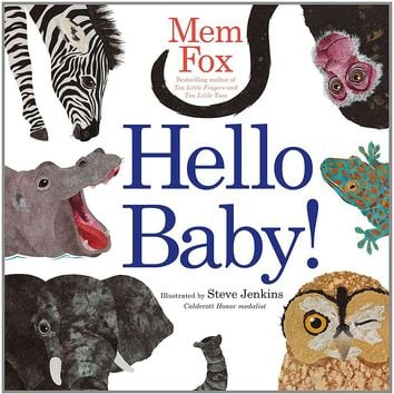 Hello Baby! (Classic Board Books) Board book – January 3, 2012