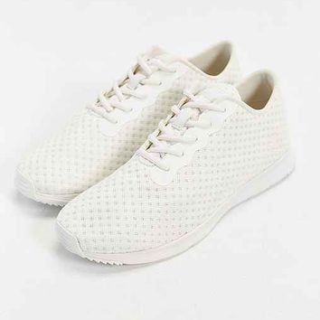 Ransom Field Lite Perforated Sneaker- White