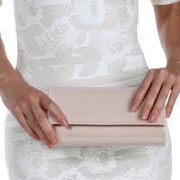 Taupe Class Act Patent Clutch