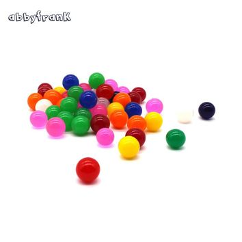 Abbyfrank 5-7mm Dry Crystal Soil Growing Water Ball Water Beads Toy Magic  Ball Soft Bolus Pearl King Bolus Toys For Children