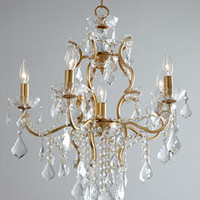 Chandeliers, Crystal Chandeliers & Modern Chandeliers | Horchow