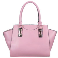 "Fashion and Style Pastel Pink ""Must Have"" Purse"