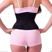 Adjustable Waist Trainer Slimming Belt Body Shaper Slimming wraps Waist Training Hot Shapers HT0008
