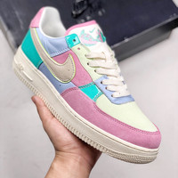 "Air Force 1 Low ""Easter Egg ""Casual Shoes"