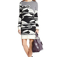 DVF Berlin Sweater Dress