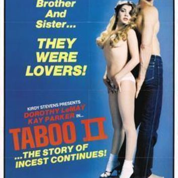 Taboo Pt 2 Movie Poster Standup 4inx6in