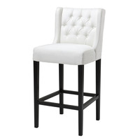 White Bar Stool | Eichholtz Lancaster