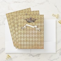 Royal Decree Pocket Folder
