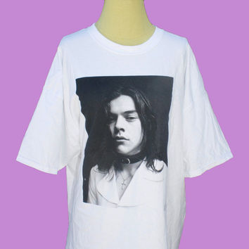 Harry Styles Another Man Photo Tee