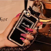 Perfect Dior Fashion Personality Print iPhone Phone Cover Case For iphone 6 6s 6plus 6s-plus 7 7plus