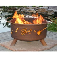 SheilaShrubs.com: Music City Fire Pit F203 by Patina Products: Fire Pits