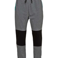 Grey Jersey Sweatpants - Men's Sweatpants - Clothing