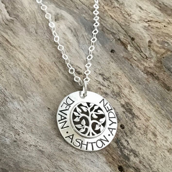 Tree of Life Necklace  Tree of Life Pendant  Tree of Life Nec. 797f6f7b1d