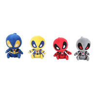 Marvel Deadpool Mopeez Plush