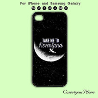 Disney,Peter Pan,iPhone 5 case, iPhone 5C Case, iPhone 5S , Phone case, iPhone 4S , Case,Samsung Galaxy S3, Samsung Galaxy S4