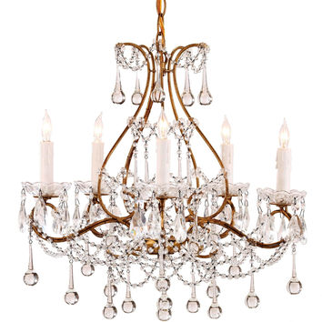 Currey Company Paramour Chandelier