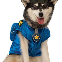Paw Patrol Chase Dog Costume, X-Large
